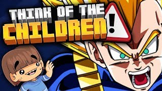 Prince of all Parents | Vegeta Plays Think of the Children | Renegade For Life