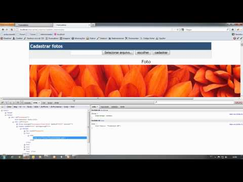 Renomear arquivos usando php jquery parte 1