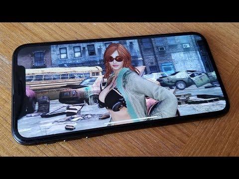Tekken Iphone X Gameplay / Walkthrough - Fliptroniks.com