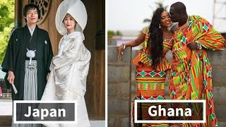Stunningly Beautiful Wedding Outfits From Around The World That You've Never Seen Before