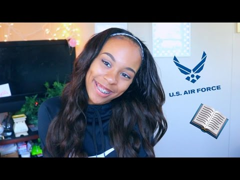 ✗ Air Force Journey #2 // ASVAB SCORE, TIPS & MEPS DATE ✗