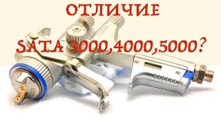 Чем отличается Sata 3000, Sata 4000, Sata 5000?