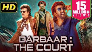 Darbar: The Court (2019) Tamil Hindi Dubbed Full Movie | Rajinikanth, Shriya Saran