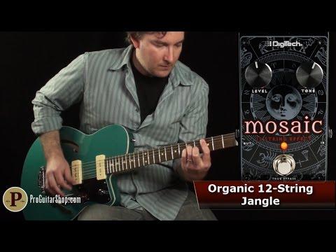 Digitech Mosaic 12 String Effect