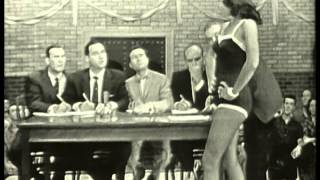 SID CAESAR: The Beauty Pageant [THE COMMUTERS] (CAESAR'S HOUR, Jun 18, 1956)