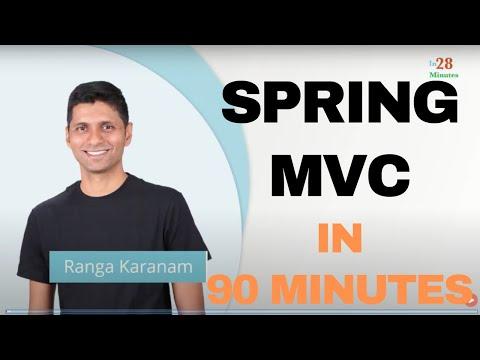 Spring MVC Tutorial for Beginners