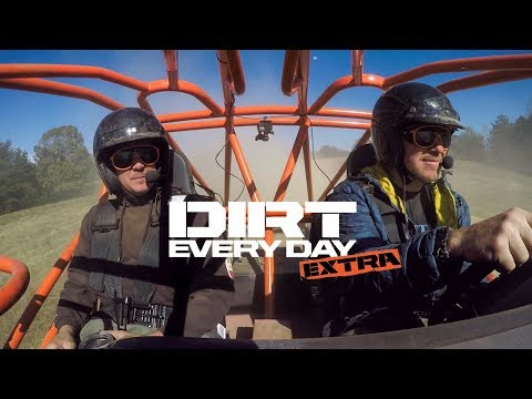 Rock Bouncer Blooper Reel - Dirt Every Day Extra