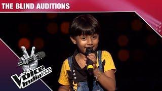Priyadarshan Deka Performs on Yaad Aa Raha Hai | The Voice India Kids | Episode 4