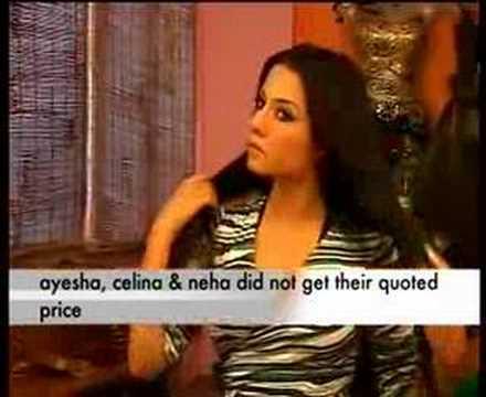 Ayesha Celina Neha Walk Out Of Akshay Kumar Fear Factor