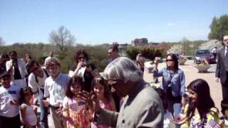 Dr.A.P.J.Abdul Kalam visit to Lexington, KY (Sun, Apr 11 2010)