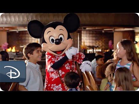 Family Time at Disney's Polynesian Villas & Bungalows | Disney Vacation Club