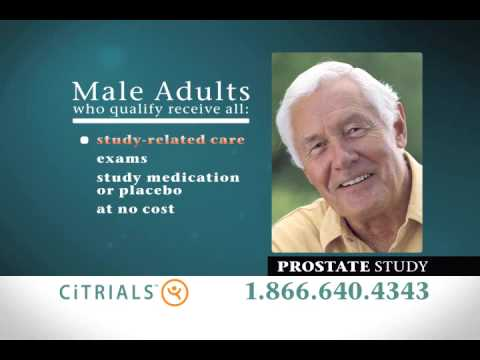 Chronic Prostatitis Clinical Research Study