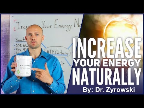 How To Increase Your Energy Level Naturally | Doctor Zyrowski's Formula