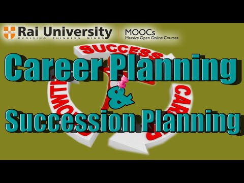 Career planning and succession planning (Human Resource management)