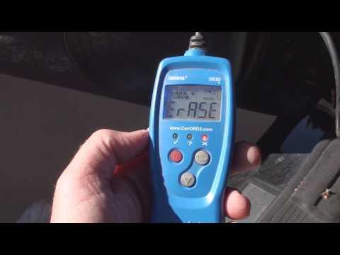 mercedes e320 OBD2 error code p0442 easy fix