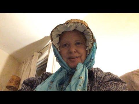Making a Victorian Bonnet - Part 2