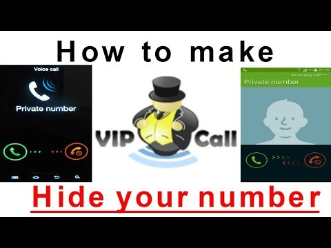 How to make free call with VIP numbers. 100% real