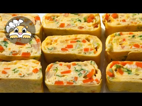 Korean Egg Roll: Ultimate egg roll recipe 계란말이