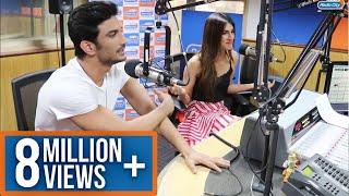 Raabta Interview with Sushant Singh Rajput & Kriti Sanon   RJ Rohit Vir - Radio City 91.1 FM