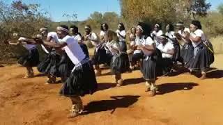 Kalanga Hosana Dance