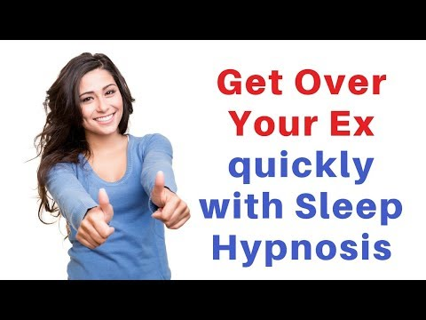 How to Get Over an Ex while you Sleep ★ Sleep Hypnosis to move on from a relationship