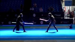 [2016] El mejor duelo de Star Wars en la vida real y como deporte (esgrima)