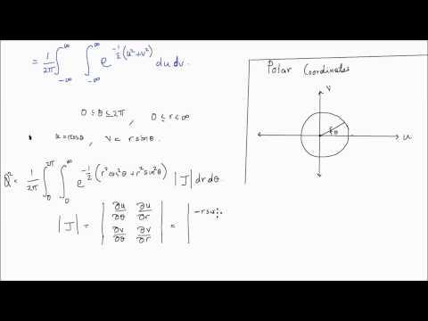 Integrating Normal Density Function