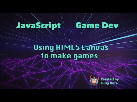 Using HTML5 canvas to make games