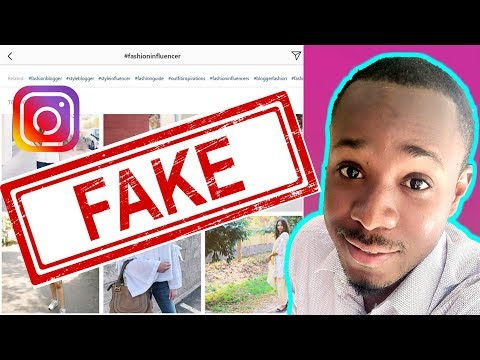 Don't Get Scammed by FAKE Instagram Influencers! 😡