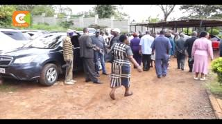 Wife of murdered Kiru Boys Principal rearrested, charged