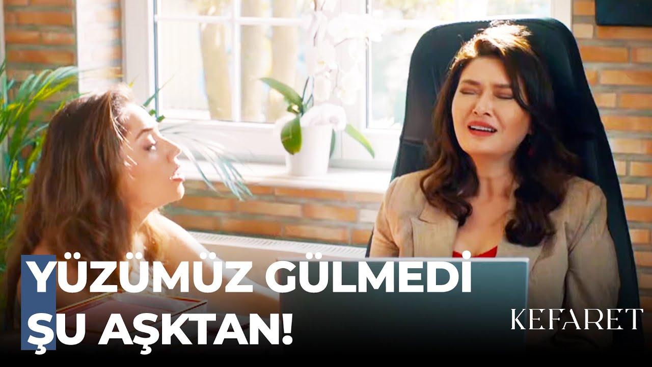 Zeynep ve Meltem'in Aşk Dertleşmesi - Kefaret 30. Bölüm