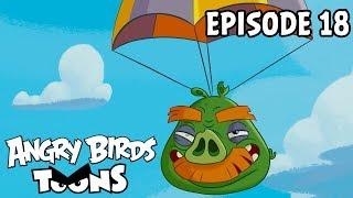 Angry Birds Toons - Slappy-Go-Lucky (Ep18 S1)
