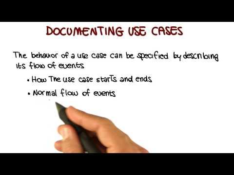 Building a Use Case Diagram - Georgia Tech - Software Development Process