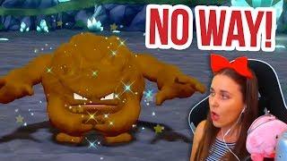 UNLUCKY SHINY GRAVELER! Pokémon Let