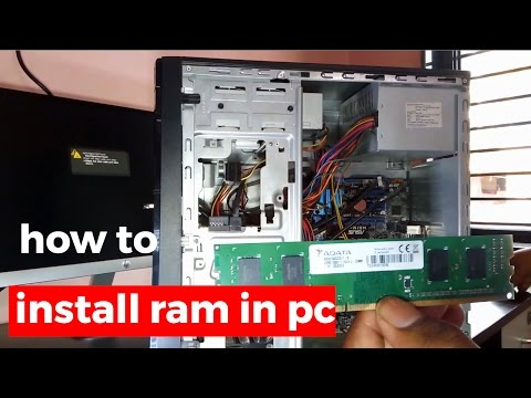 how to install ram in pc in hindi | upgrade ram in pc | full installation guide