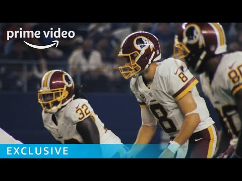 Thursday Night Football - Duel in Dallas: Redskins vs. Cowboys | Prime Video