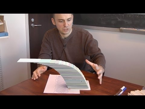 How far out can you build a one-sided bridge? - Week 3 - Lecture 11 - Sequences and Series