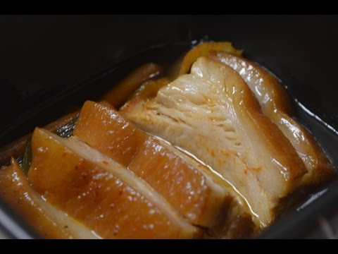 Sunday Recipe: EASY Crock-pot Pork RECIPE for Lazy People!