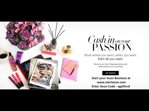 Make Money with your Avon Business