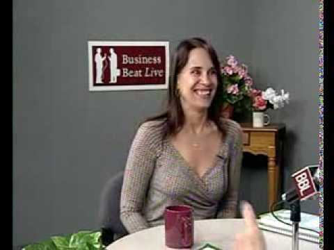 Business Beat Live interview with Michelle Dunn The Guide to Getting Paid  Part 1