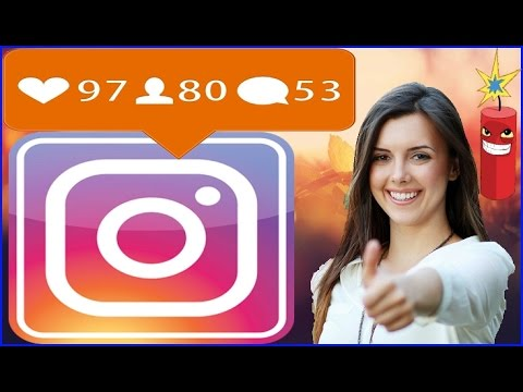 How To Get Likes/Followers On Instagram 2017/2018 Free And Fast