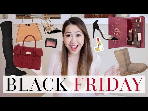 The Most INSANE Black Friday Deals! | BAGS, CLOTHES, SHOES & MORE!