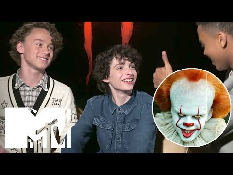 It Cast Play Horror Movie Charades! | MTV Movies