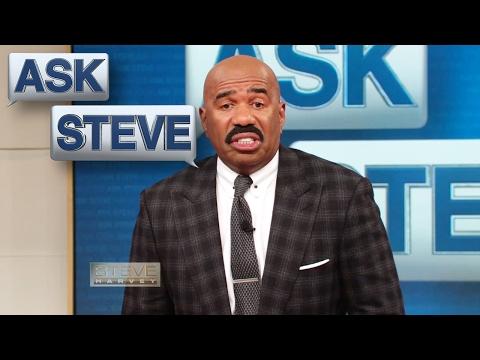 Ask Steve: One night at Taco Bell… || STEVE HARVEY