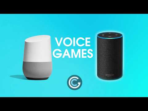 Games with your voice assistant