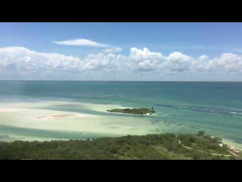 Flights Holbox video