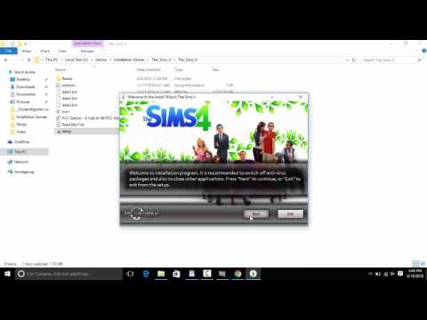 How To Download And Install Sims 4 Game For PC