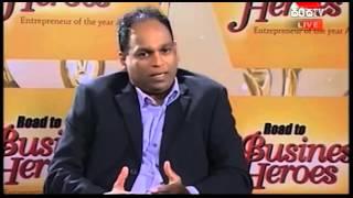 Sirasa Interview With Dinesh Saparamadu, Entrepreneur Of The Year 2014