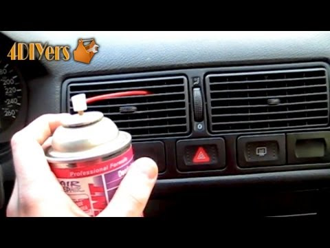 DIY: Deodorizing A Vehicle's Interior