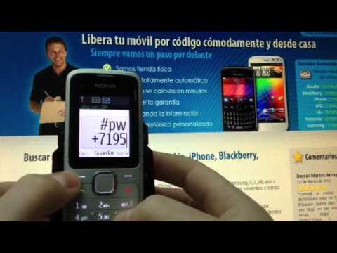 Liberar Nokia C1-01 por imei para Yoigo, Movistar, Vodafone y Orange